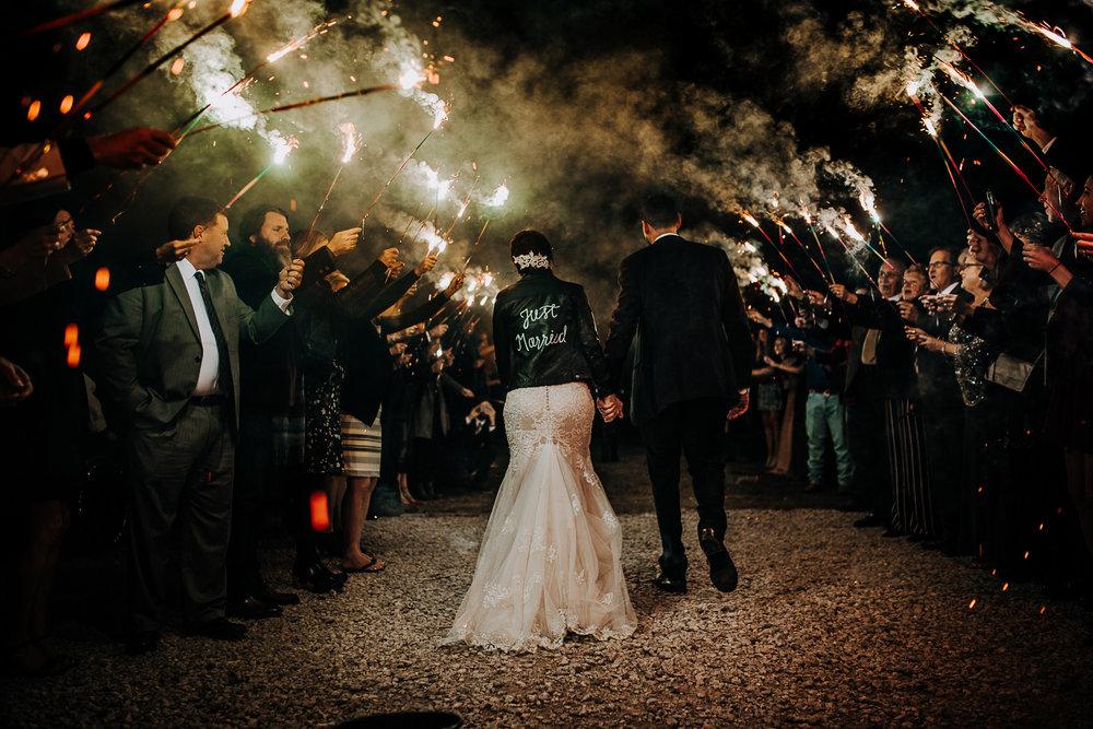 Coweta, OK - Modern wedding