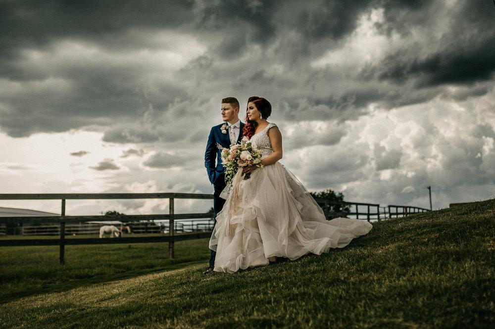 Montgomery, TX - modern Wedding7.9.2017