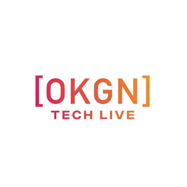 The branding we did for @okgntech and their event series coming up in Kelowna, BC. Make sure to check out the line up and fun stuff they have in store!
