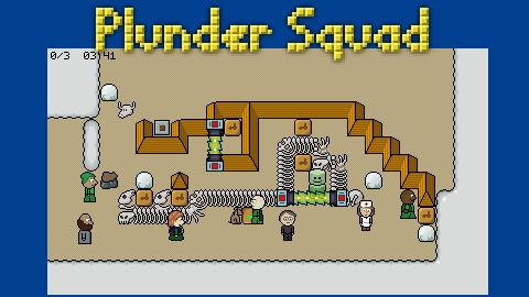 AK Sommerville - Plunder Squad