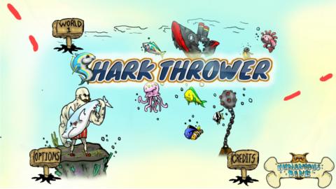 Humongous Bone - Shark Thrower
