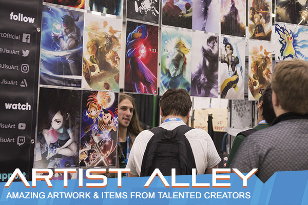 GDEX ARTIST ALLENY | Saturday 9/29 & Sunday 9/30 | 10am - 6pm   Featuring some of the most unique art pieces and more from super talented creators. There is always something really amazing to find. Make sure to bring a little extra cash for that special gift to take home with you, or give to a friend!  See our full Artist list a   www.thegdex.com/exhibitors/