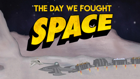 Tursiops Truncatus Studios - The Day We Fought Space