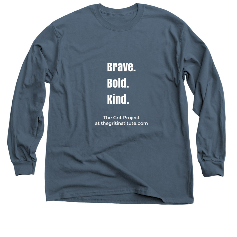 Unisex long sleeve t-shirt, other colors available
