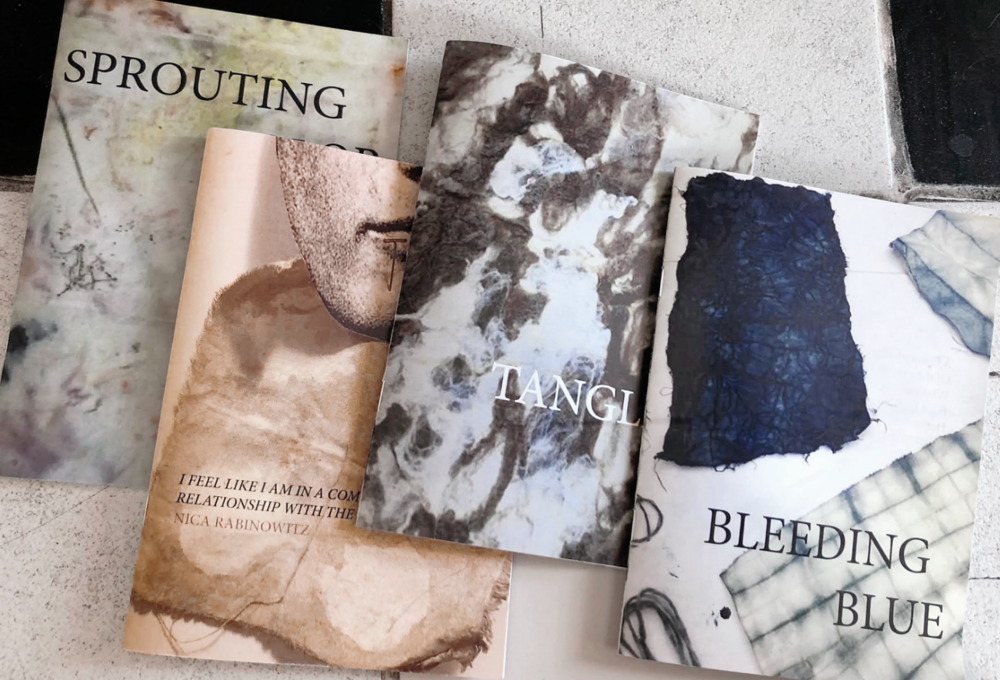 Fiberhouse Collective Workbooks: creating accessible material for a liberated learning experience