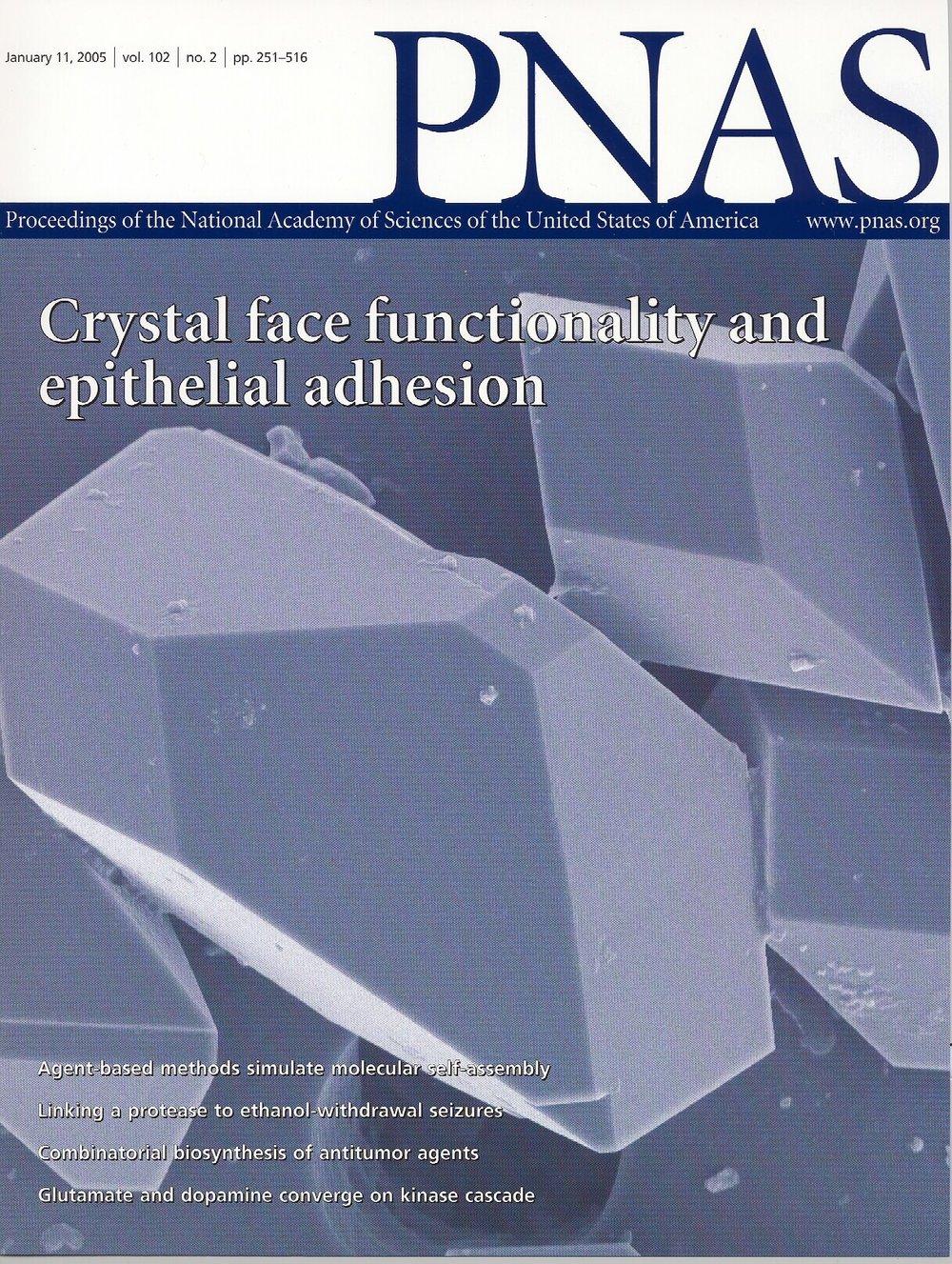Sheng, et al. Proc. Nat. Acad. Sci .  2005 ,  102 , 267