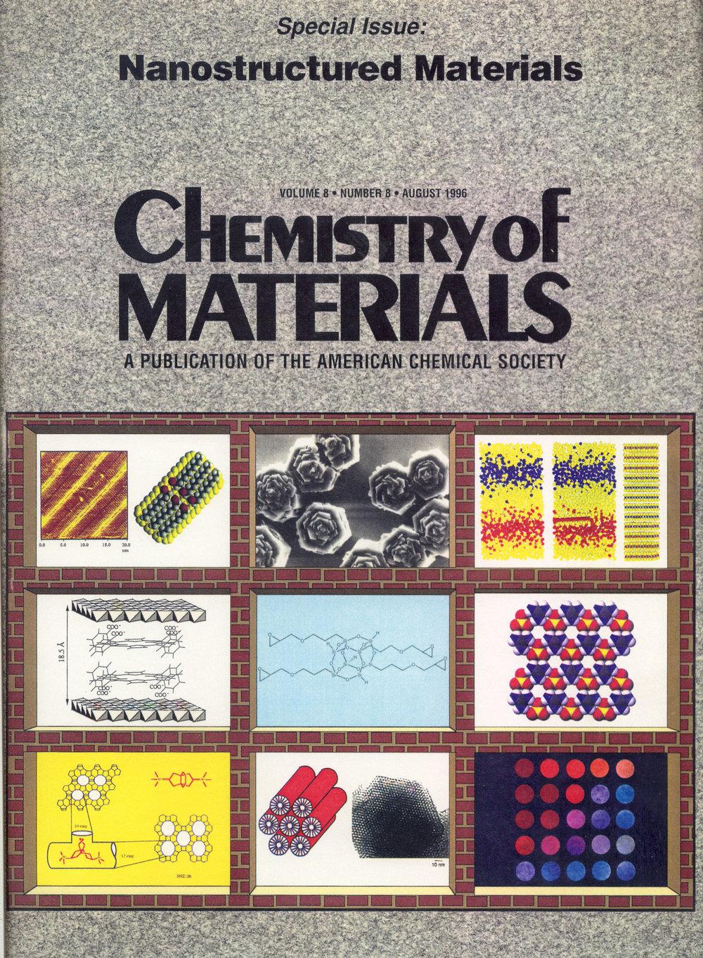 Russell, et al.  Chem. Mater.   1996 ,  8 , 1654