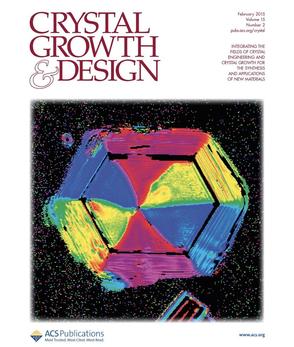 Shtukenberg, et al. Cryst. Growth Des .  2015 ,  15 , 921−934