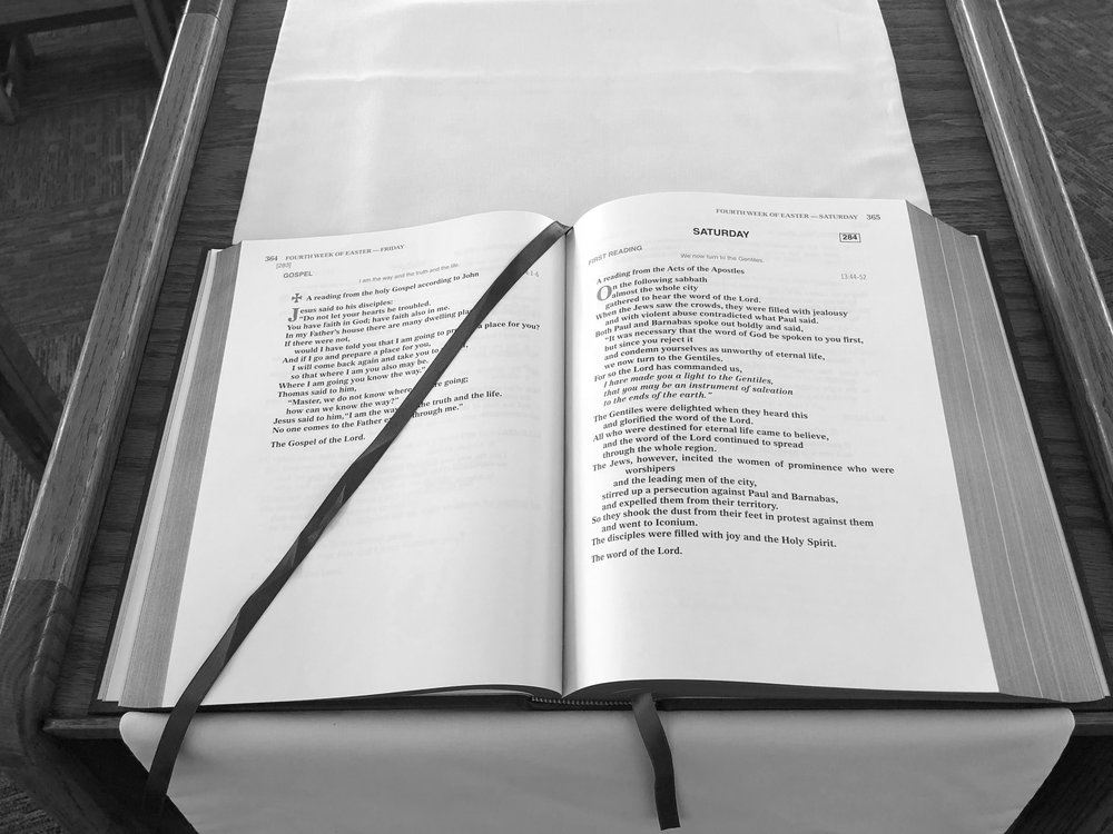 Drawing People into the Liturgy -