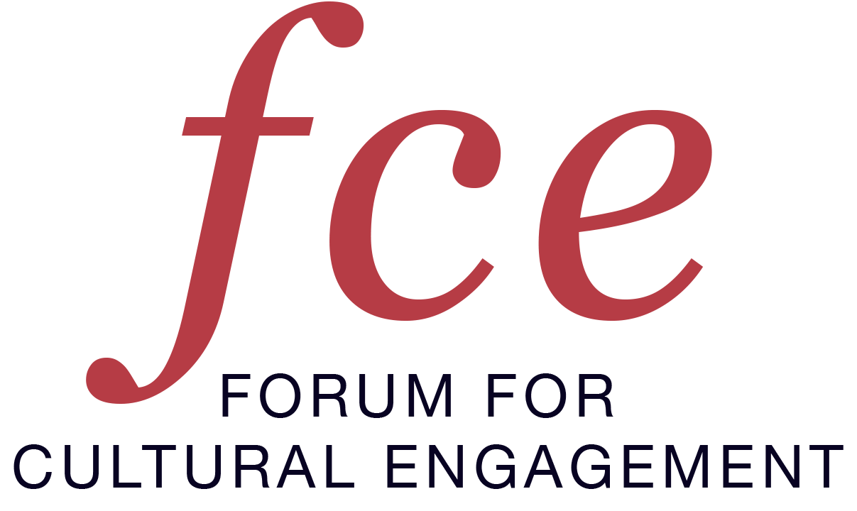 FORUM FOR CULTURAL ENGAGEMENT