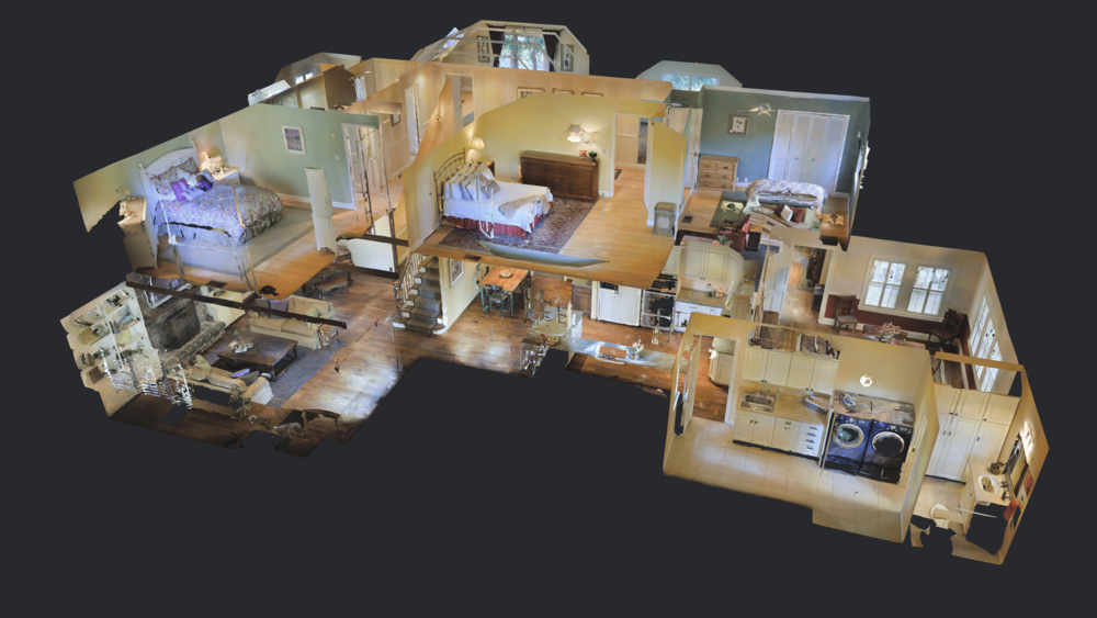 3D Virtual Tours -