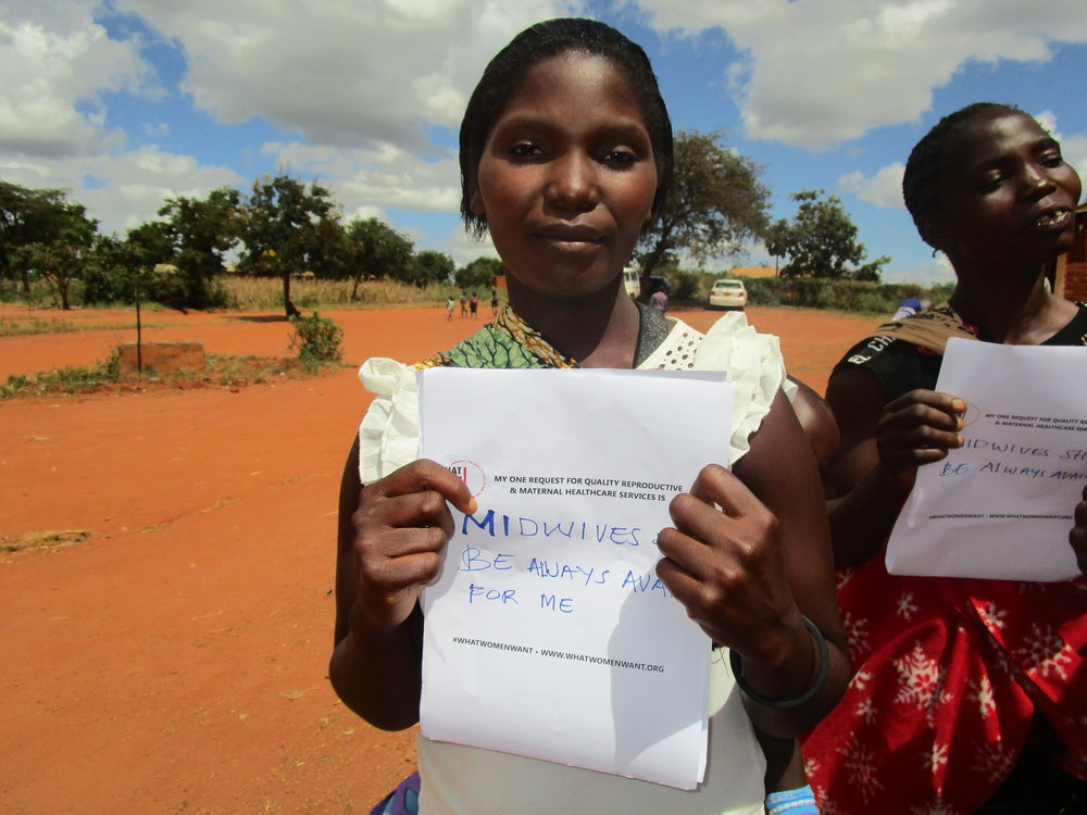 What Women Want... in Malawi
