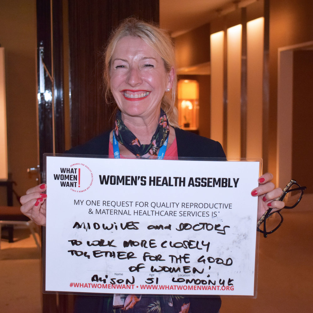 Women's Health Assembly