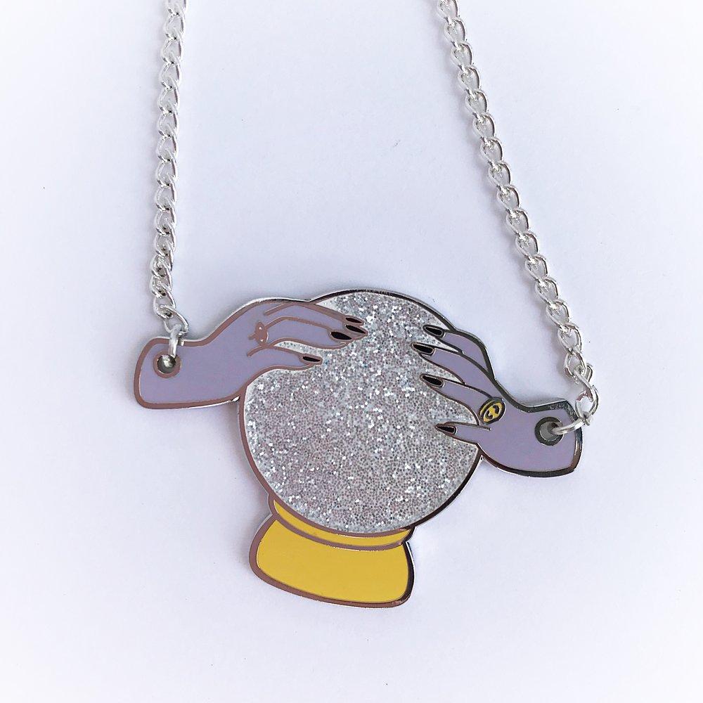 ☆彡Fit Your Vibe - Future Fox Necklace $22