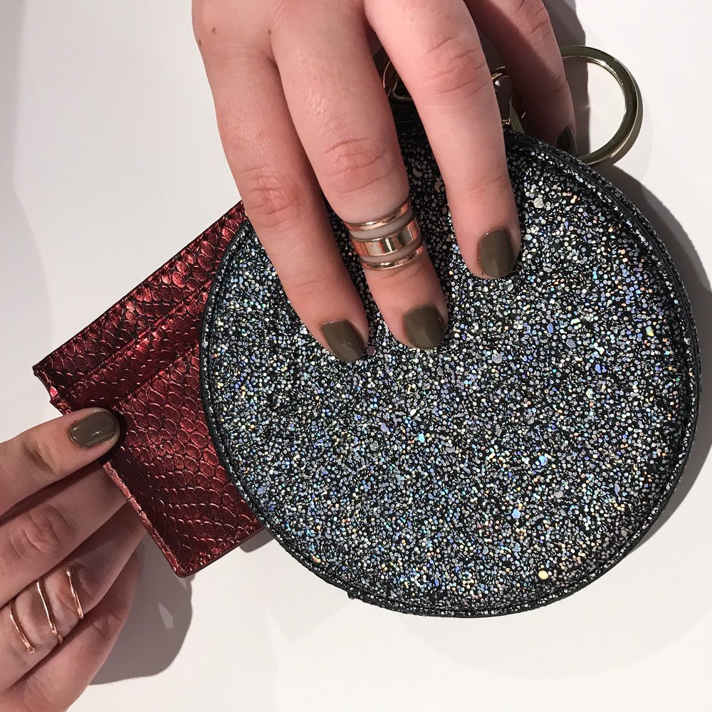 Galaxy Clutch - Roo Clutch in Galaxy $32