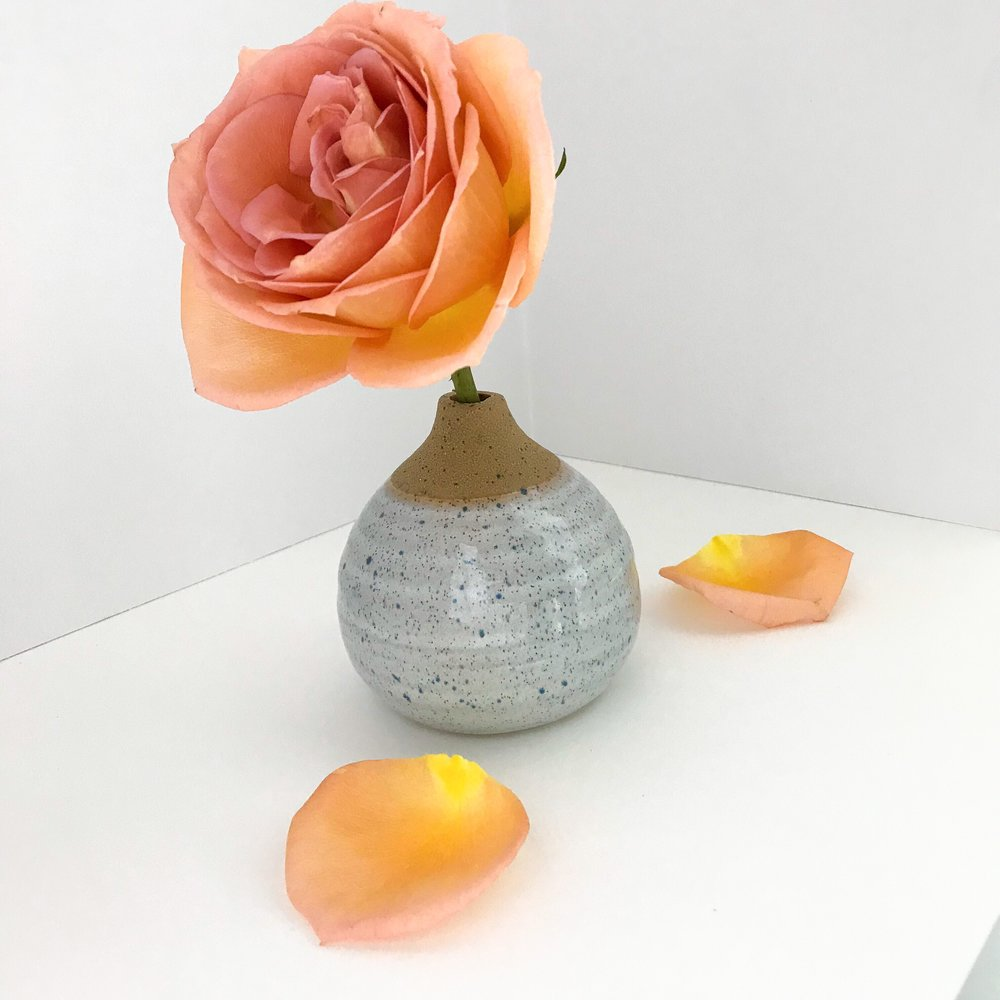 Bloom, Baby - Take Heart Bud Vase $9