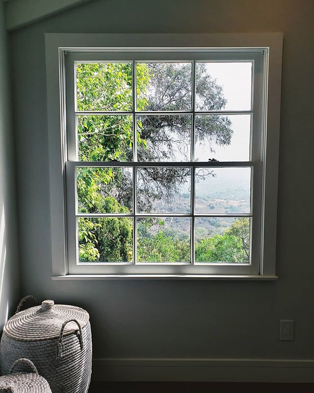 Amazing view from the master bedroom at Mulholland drive.  #view #landscape #window #homes #design #realtor #beverlyhills #mulhollanddrive #inescrow #photography