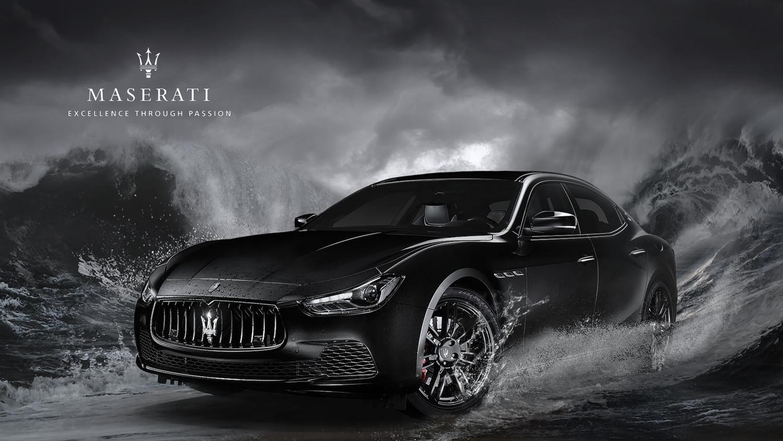 Maserati Jiyun Lee