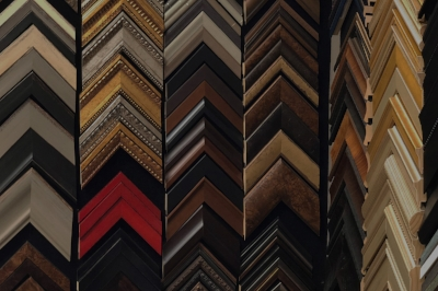 CUSTOM FRAMING -