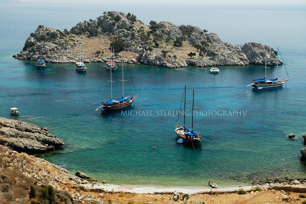 Gulets Aegean Sea