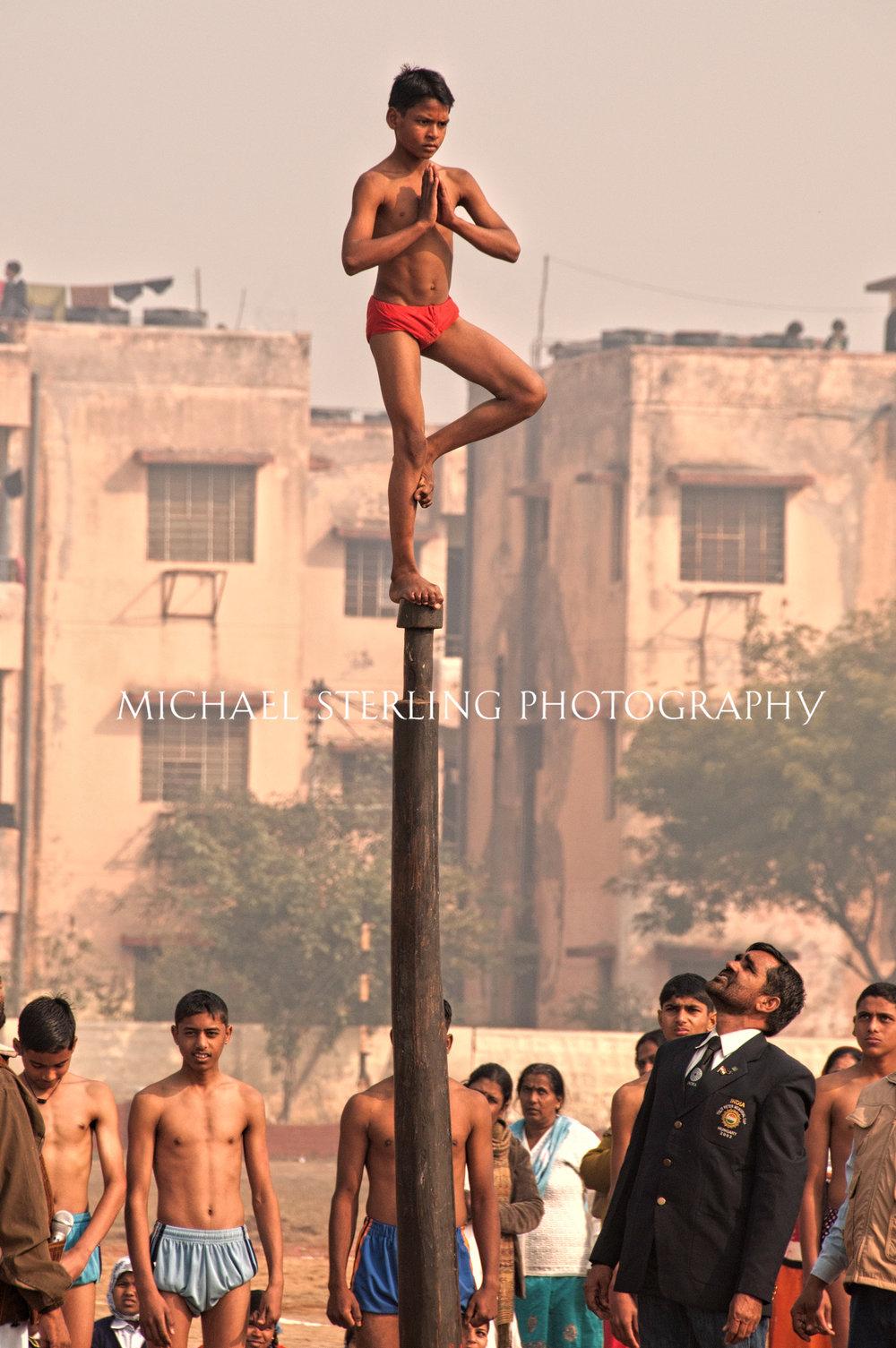 India Pole