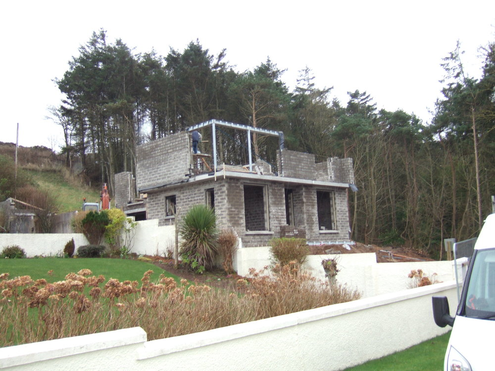 HILLSIDE HOUSE PORTRUSH