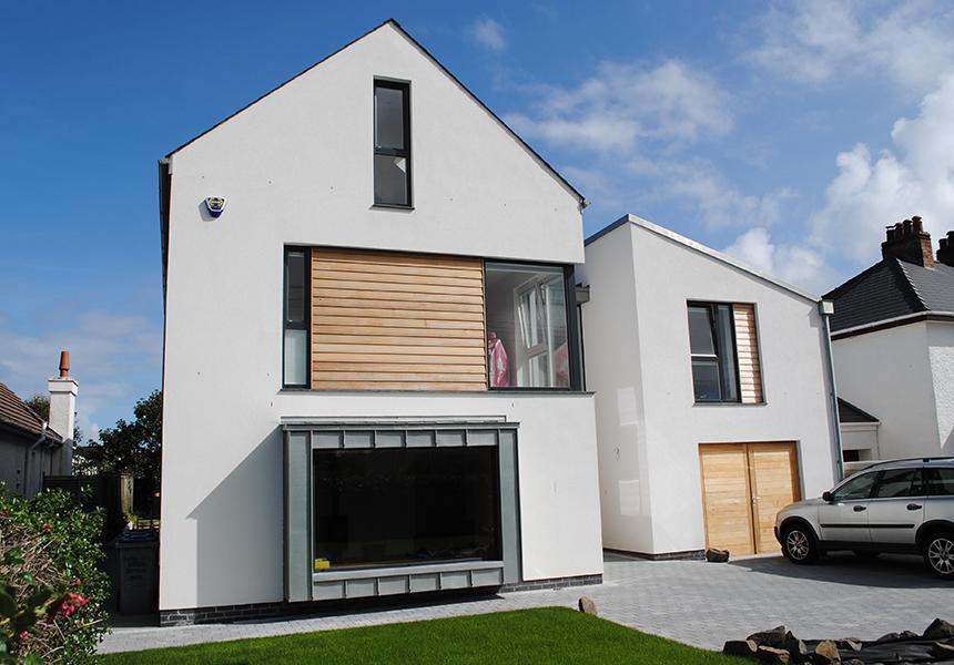 Fergal & Jackie Hasson, Hasson House, Portrush