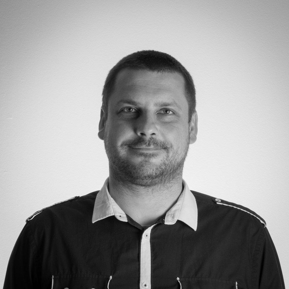Radek - SENIOR ARTIST