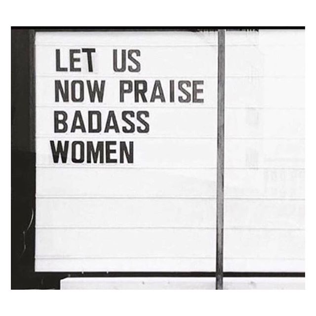 🙌🏻 Praise girl! #WomenWhoInspire #FridayFeels #MuddledMillennial #MM