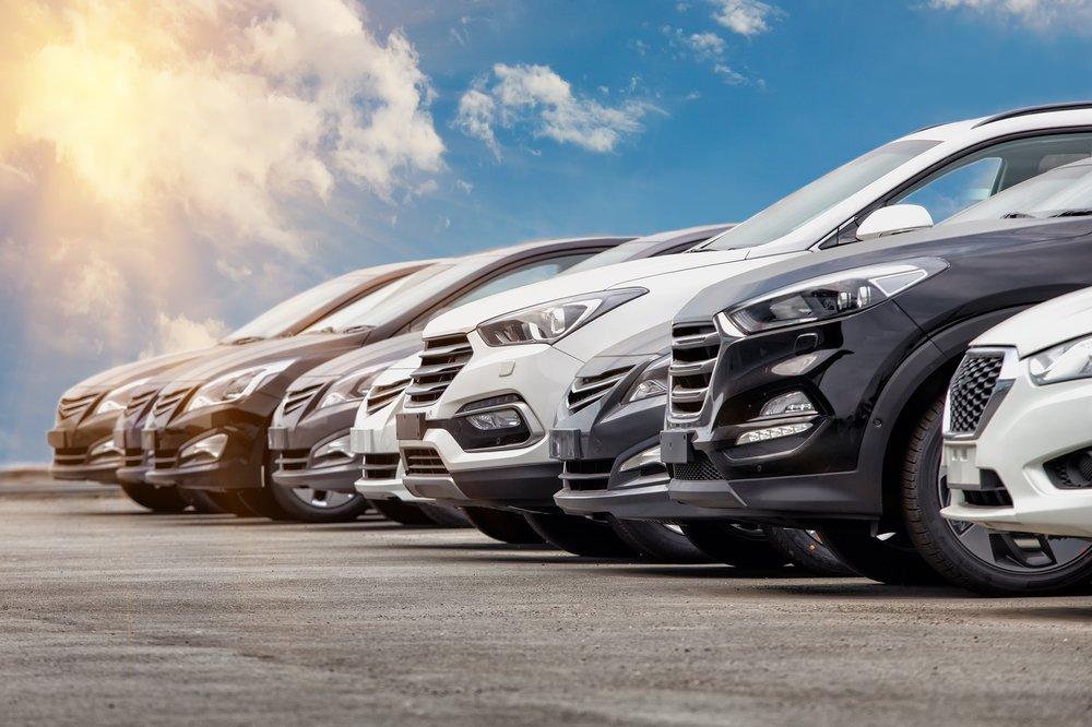 vehicles -