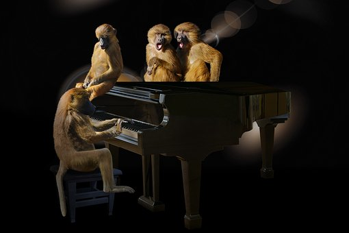 .....the family choir four part harmony.....