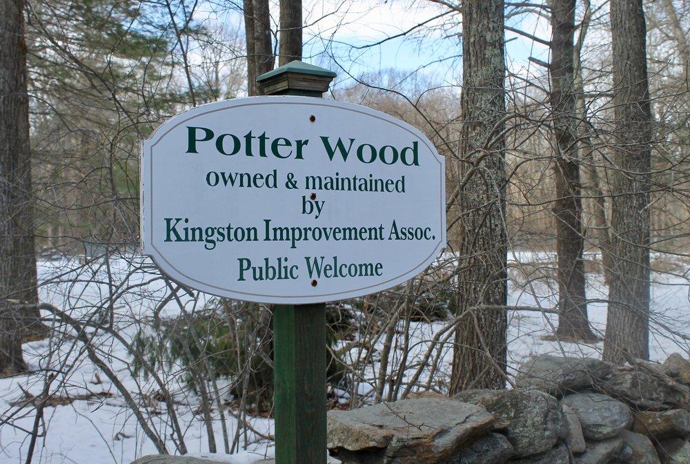 Potter Wood, 2018