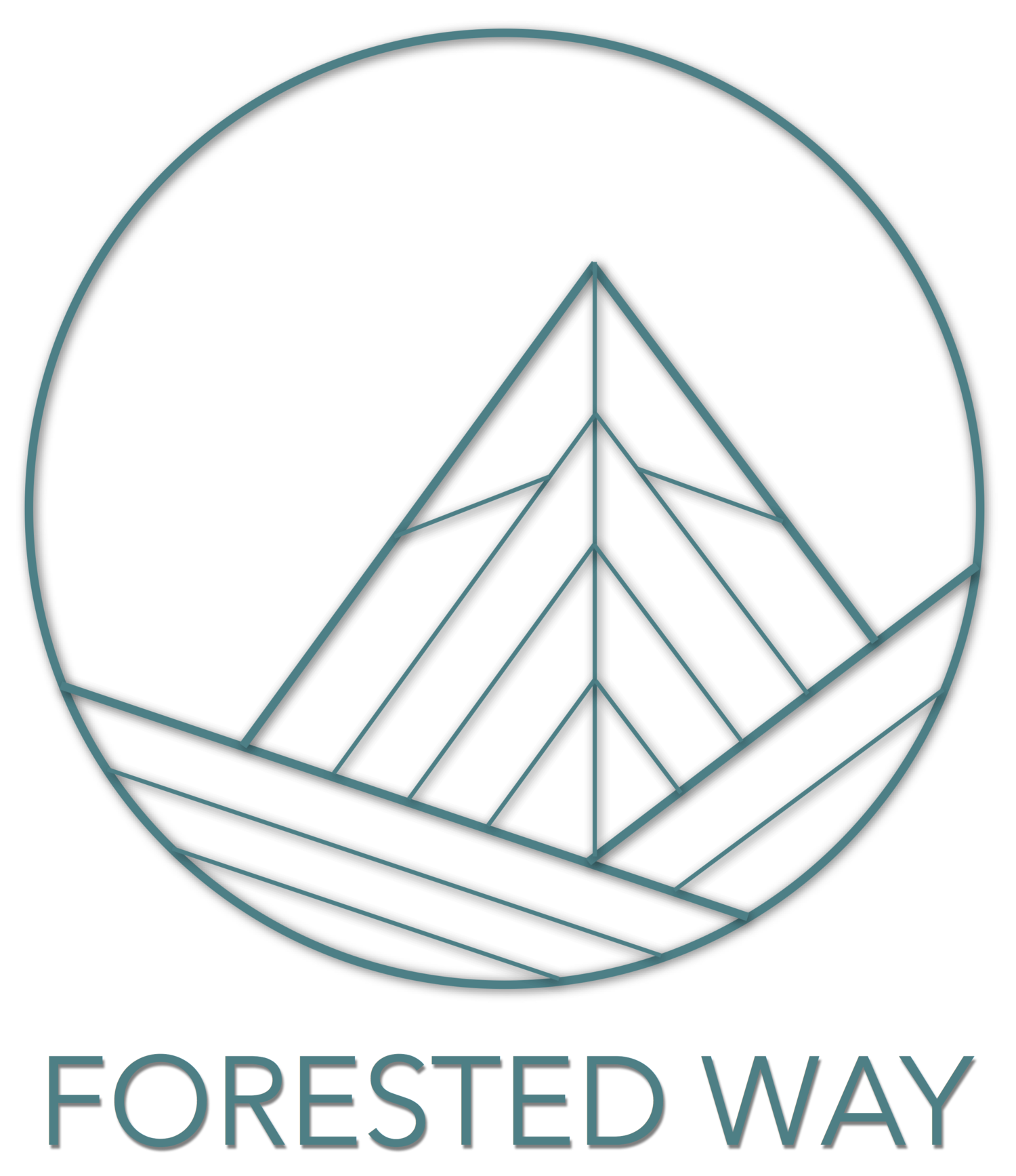 FORESTED WAY