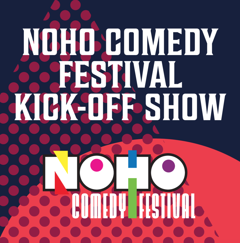 TUES, MAY 15   NOHO Comedy Festival   Kick-Off Show   HaHa Cafe Main Stage   4712 Lankershim Blvd     8:30pm     Featured Comics:  Damon Wayans Jr., David Koechner,     Amir K, Chris Spencer, Adam Ray, Paul Rodriguez, Alfred Robles, Key Lewis, Nate Jackson, Kate Quigley, Nemar, Alex Thomas and 2 special guests!