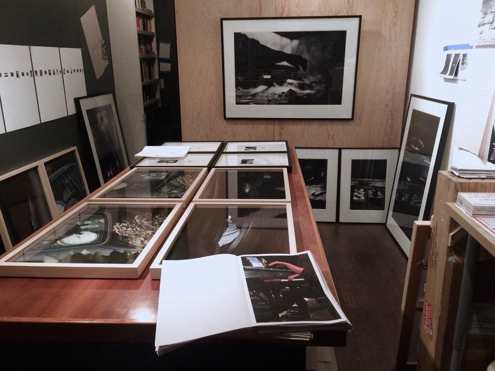 Studio , Santa Fe 2018.