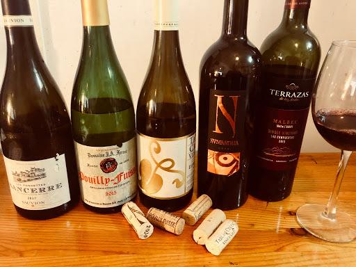Wine pairings for the October Full Moon Dinner