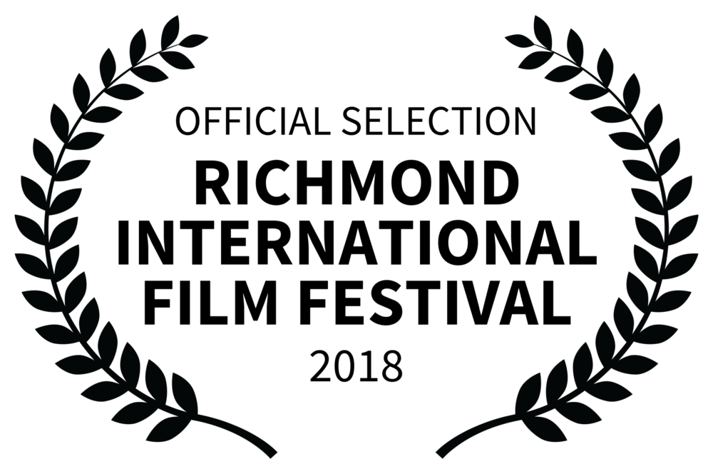 OFFICIAL SELECTION - RICHMOND INTERNATIONAL FILM FESTIVAL - 2018.png
