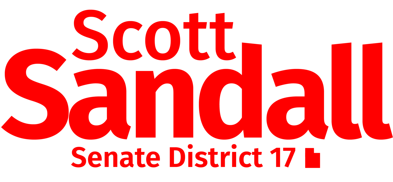Scott Sandall for Utah Senate