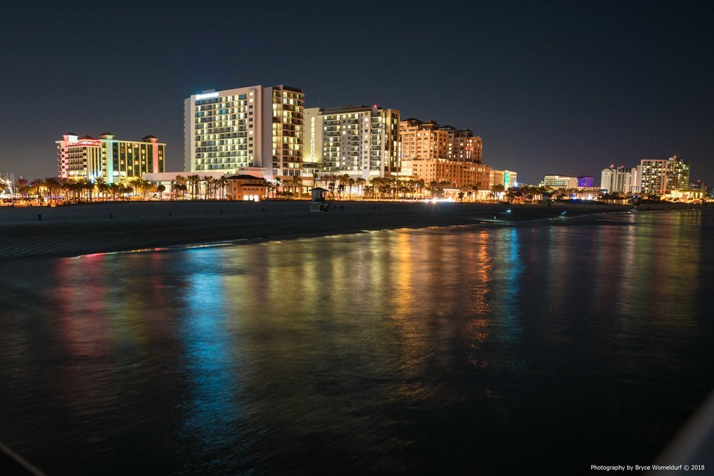 View from Pier 60 | Clearwater, Florida