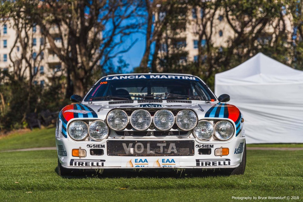 Martini Racing Lancia 037, part of the John Campion collection