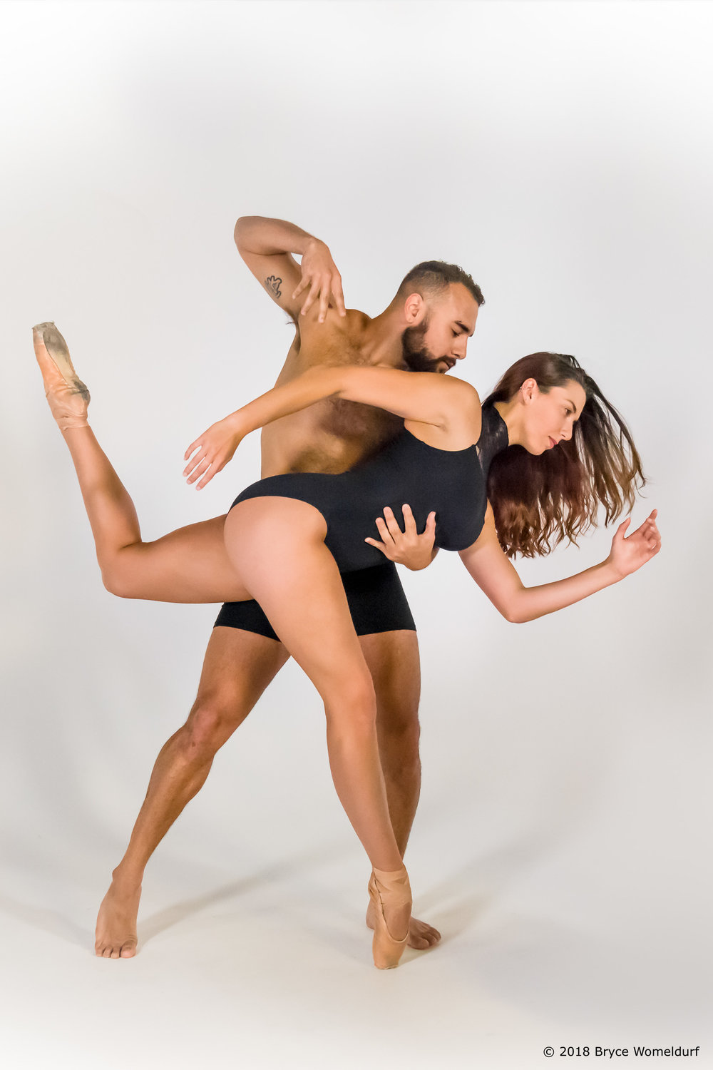From 2018 USF Dance photos in studio