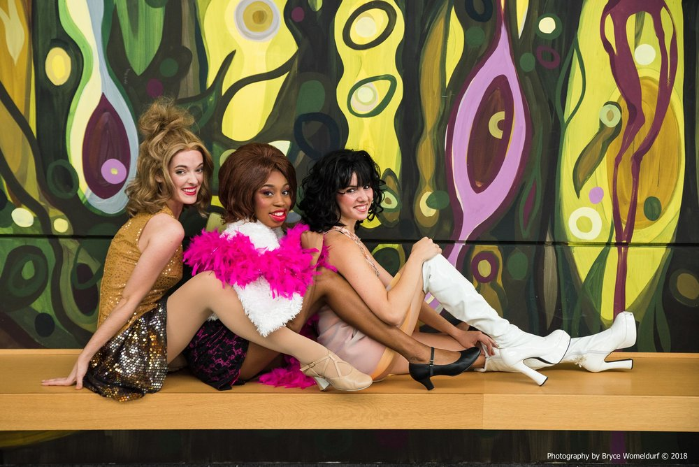 "Promotional image for ""Sweet Charity"""