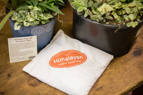 Himalayan Salt Pillow 7""