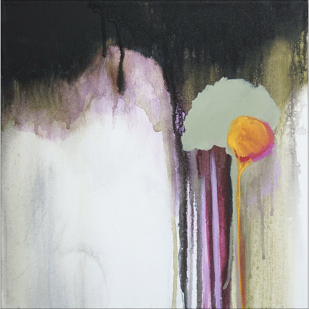 258  | 30 cm x 30 cm – 12″ x 12″ | Acrylique, peinture aérosol, encre de Chine sur toile