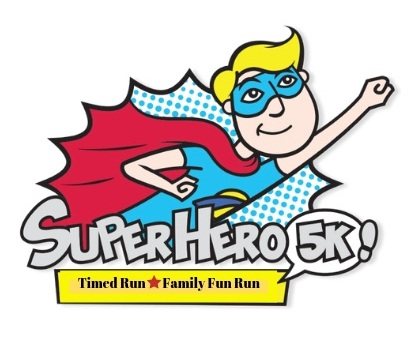 Hollister Recreation Superhero 5K