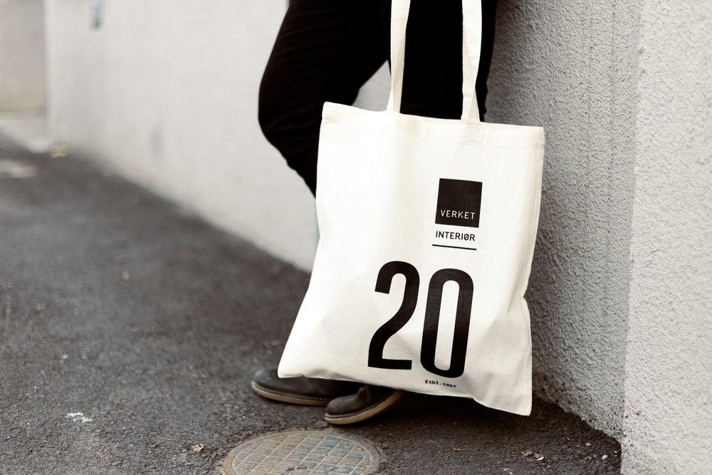 Verket Interiør  er størst på skandinavisk design. Et rent, minimalistisk design og naturlige materialer harmonerer godt med butikkens profil.