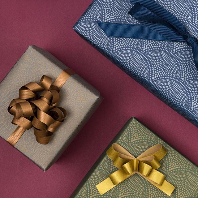 Ny kolleksjon for høst, jul og vinter ute nå! Se alle nyhetene i vår nettbutikk eller på @oslodesignfair #gavepapir #gaveinnpakning #giftwrap #giftwrapping