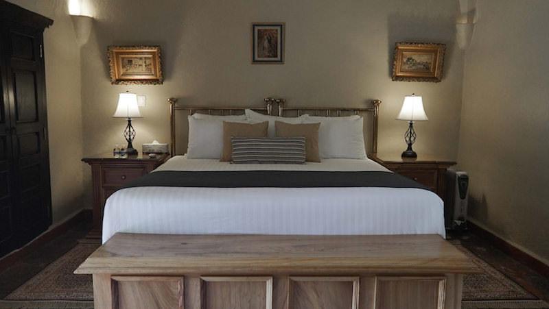 Jr Suite - Cómoda habitación con amplios espacios y comodidades.