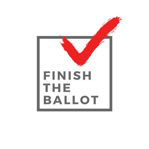 Finish the Ballot