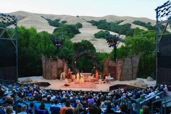 California Shakespeare Theater -